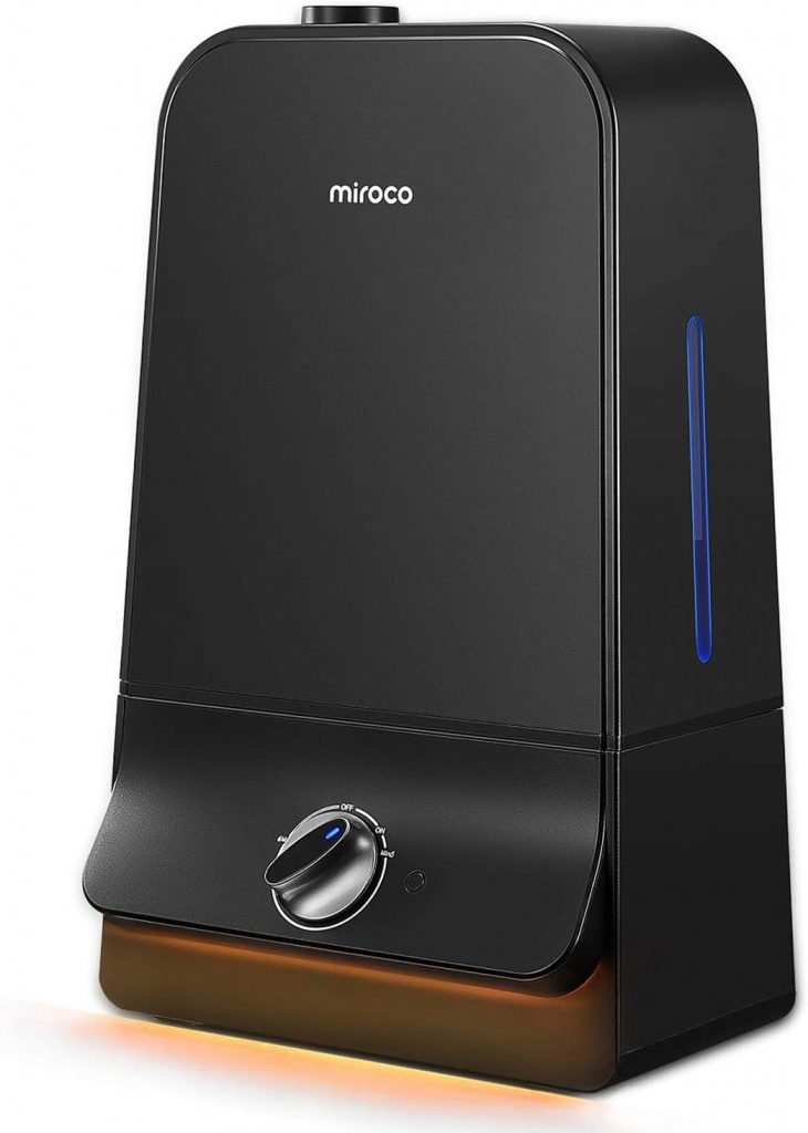 Best Cool Mist Humidifier For Large Rooms